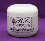 Revitalizing Creme with Glycolic Acid & Squalene