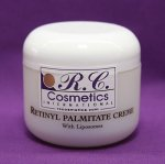 Retinyl Palmitate Creme with Liposomes