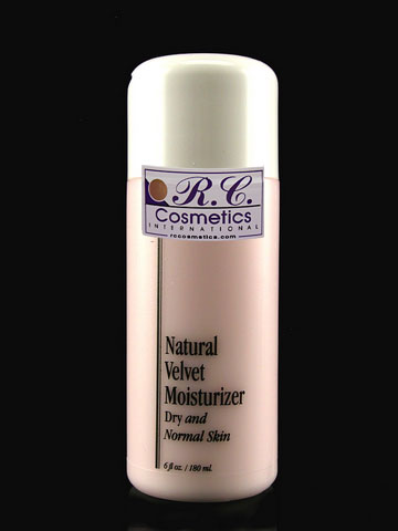 Natural Velvet Moisturizer - Click Image to Close